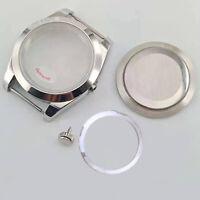 39MM Watch Case Cover für Miyota 8215 & Mingzhu 2813/3804 Mechanisch Bewegung