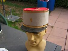 kepi   officier     infanteries     annees  70/80