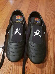 Kids Martial Arts Shoes Size US 4.5, EU size 36, length 225 mm