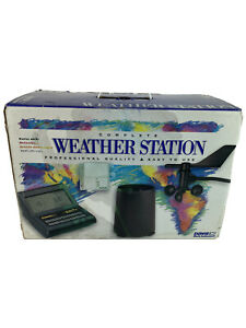 Davis Instruments Complete Weather Station Model 7440CS NEW OPEN BOX