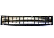 Genuine AUDI S3 8L (97-03) Front Bumper Lower Center GRILL BLACK 8L98076833FZ