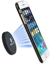 WizGear Stick Flat On Dashboard Magnetic Car Mount Holder For All Smartphones