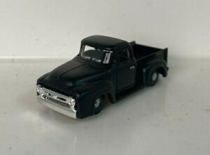 Life Like 1/87 HO Ford Pickup Truck No Box Black (TZ819)