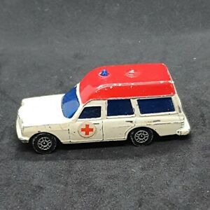 Mercedes Benz 2200 Ambulance CORGI Juniors Die-Cast Vintage Vehicle 1976