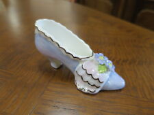Royal Stafford Hand Crafted Miniature Shoe
