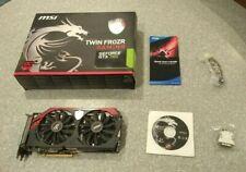 MSI GeForce GTX 760 OC Gaming Edition 2GB GDDR5 PCI-Express Graphics Card
