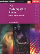 Instrument Instruction Piano, Keyboards and Voice: The Contemporary Singer : Ele