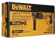 Dewalt DCH133B 20V Max XR Brushless 1-inch D-Handle Rotary Hammer Drill