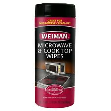 Weiman Microwave and Cook Top Wipes, 30 count