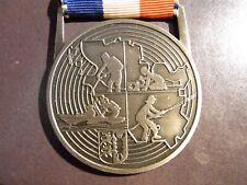 Abzeichen Medaille Orden Feuerwehr Marsch 1993 Kropp Schleswig Holstein