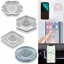 Nano Magic Sticky Pad Mat Stand Gel Anti-Slip Rubber Wall Mount Car Phone Holder