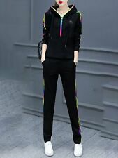 BRAND NEW W TAG!! CHIC SPORTS SET WITH HOODY JACKET AND PANTS!! BUST 40.9