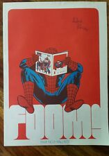 foom 1973 spiderman comic book (issue #3)
