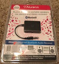 Aluratek Bluetooth Enabled iStream Audio Receiver
