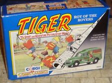 CORGI - COMIC CLASSICS - MORRIS MINOR VAN - TIGER  ROY OF THE ROVERS  - LTD EDIT
