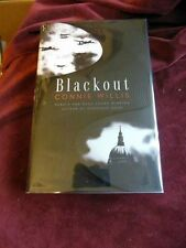 Connie Willis - BLACKOUT - 1st/1st  - Hugo winner (EX-LIBRARY)