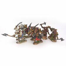 Fantasy Minotaur Collection Warhammer Fantasy Armies 28mm Unpainted Wargames