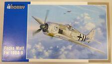 Special Hobby 1/48 Focke Wulf Fw 190A-6 Early Strumbirds 48103