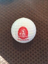 PING GOLF BALL-RED/WHITE PING EYE #3..SPRINGHOUSE GOLF CLUB-OPRYLAND LOGO..9/10