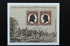 Timbre ALLEMAGNE RDA - Stamp Germany Yvert et Tellier Bloc n°64 obl (Y1)