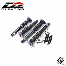 D2 Racing RS Coilovers Adjustable Lowering Kit Coils for 2009-2014 Nissan Cube
