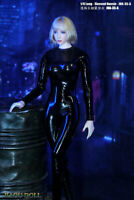 1/6 Tight Suit leotard corsetry Female Clothes Long Sleeves For 12'' Figure Toy
