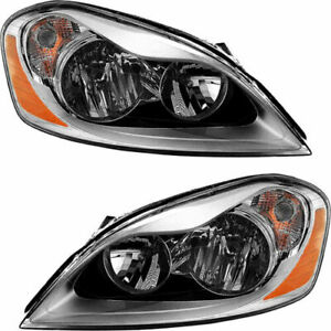 FIT FOR VOLVO XC60 2010 2011 2012 2013 HEADLAMP HEADLIGHT HALOGEN RIGHT & LEFT