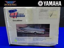 "Heavy Duty Water Resistant Yamaha Jet Boat Cover Excalibur 16' 4"" 84"" wide Grey"