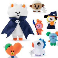 OFFICIAL BT21 HALLOWEEN PLUSH DOLL 2019 Version BTS CHIMMY TATA COOKY AUTHENTIC