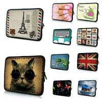 New Design Soft Neoprene Sleeve Bag Case Cover Pouch For Apple Ipad Mini 1 2 3 4