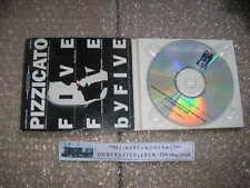 CD Pop Pizzicato Five - Five By Five (5 Song) MATADOR /  J-Pop Nippon