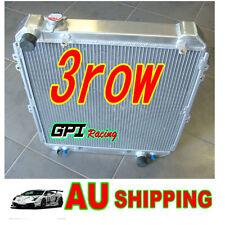 56mm 3 core Toyota Hilux surf KZN130 1KZ-TE 93-96 race aluminum radiator