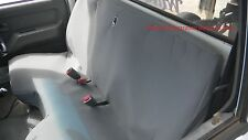 Tuffnuts Canvas seat cover, Holden RC Colorado front bench