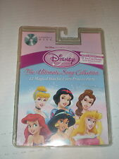 Disney Princess CD NEW The Ultimate Song Collection