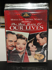 The Best Years of Our Lives (Dvd) Myrna Loy, Fredric March, Dana Andrews, New!