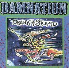 DAMNATION Drunk & Stupid [EP] CD