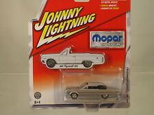 """1967 PLYMOUTH   """"GTX""""    1:64  MOPAR""""   BY Johnny Lightning"""