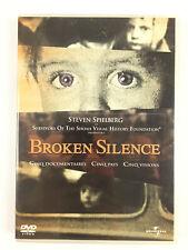 Broken Silence DVD Steven Spielberg
