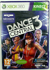 Dance Central 3 - Xbox 360 / Kinect - Neuf sous blister - PAL FR