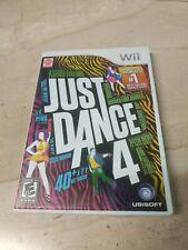 Just Dance 4 Nintendo Wii Ubisoft