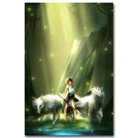 Futurama Characters Cartoon Art Silk Poster 12x18 20x30 inch 027