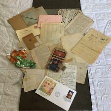Vintage Lot Ephemera Altered Art Scrapbooking Art TEXTURE OF TIME AGED PAPER