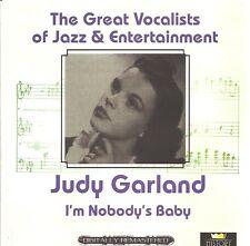Judy Garland - I'm Nobody's Baby [2 CD Set]