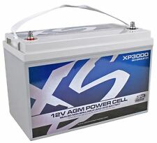 Xs Power Xp3000 3000 Watt Power Cell Car Audio Battery Power Stereo System