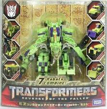 Takara Transformers Revenge of the Fallen ROTF EZ Collection Devastator G1 Color