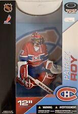 Patrick Roy Montreal Canadiens Series One 12 Inch McFarlane Figurine (NIB)