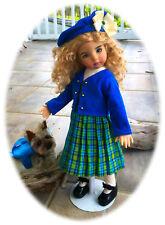 "School Days Jacket, Jumper, Top & More Pattern 4 Effner 13"" Little Darling !"