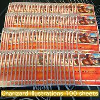 Charizard 143 / S-P promo Pokemon Card Japanese Illustration Grand Prix100sheets