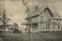 Freeville NY George Junior Republic c1910 Postcard jrf GIRLS HOTEL