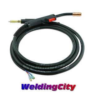 WeldingCity® MIG Welding Gun 100A 10-ft Replc. for Hobart H-10 | US Seller Fast